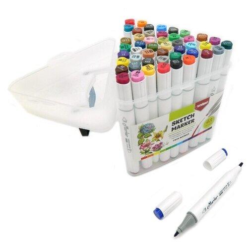 Купить Intelligent Набор маркеров, 48 шт. (BY-463), Фломастеры
