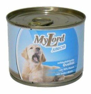 Корм для собак Dr. Alder`s МОЙ ЛОРД ПРЕМИУМ Юниор мясо рубленое мясо Для щенков