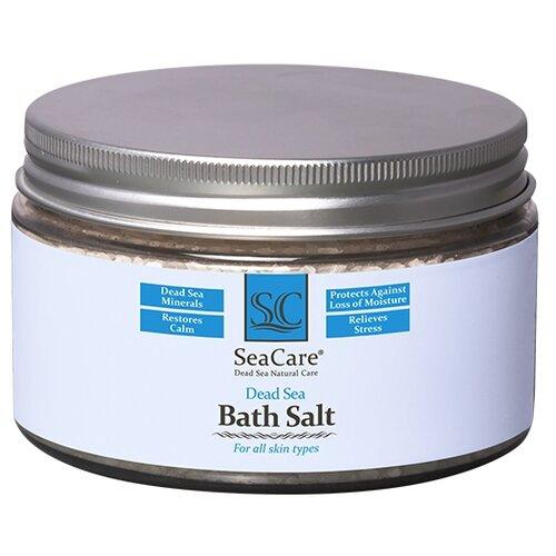 Купить SeaCare Расслабляющая Соль Мертвого моря для ванны с восстанавливающим и успокаивающим эффектом Dead Sea Bath Salt, 300 г