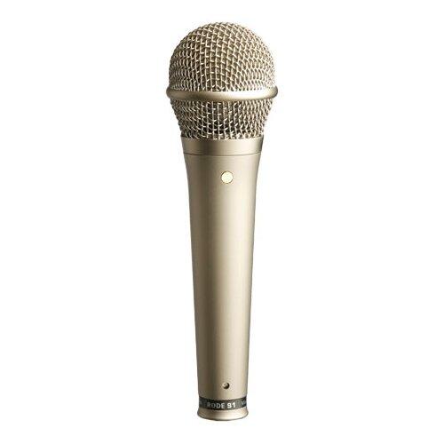Микрофон RODE S1, Никелевый