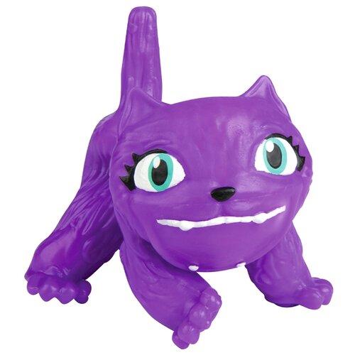 Игрушка-мялка 1 TOY Супер Стрейчеры.Тянихвост Т18658 фиолетовый