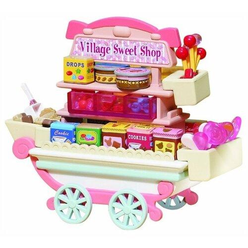 Купить Игровой набор Sylvanian Families Магазин конфет 2796, Игровые наборы и фигурки