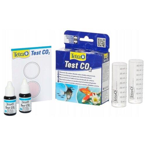 цена на Tetra Test CO2 тесты для аквариумной воды