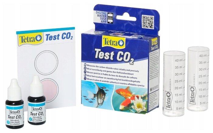 Tetra Test CO2 тесты для аквариумной воды