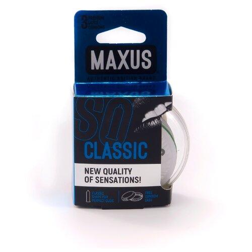 Купить Презервативы Maxus Classic (3 шт.)