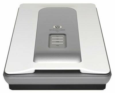 Сканер HP ScanJet G4010