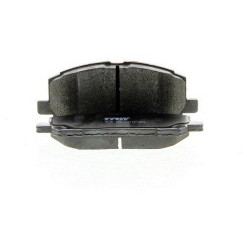 Фото - Дисковые тормозные колодки передние TRW GDB3286 для Toyota Highlander, Lexus RX (4 шт.) дисковые тормозные колодки передние ferodo fdb1891 для toyota lexus subaru 4 шт