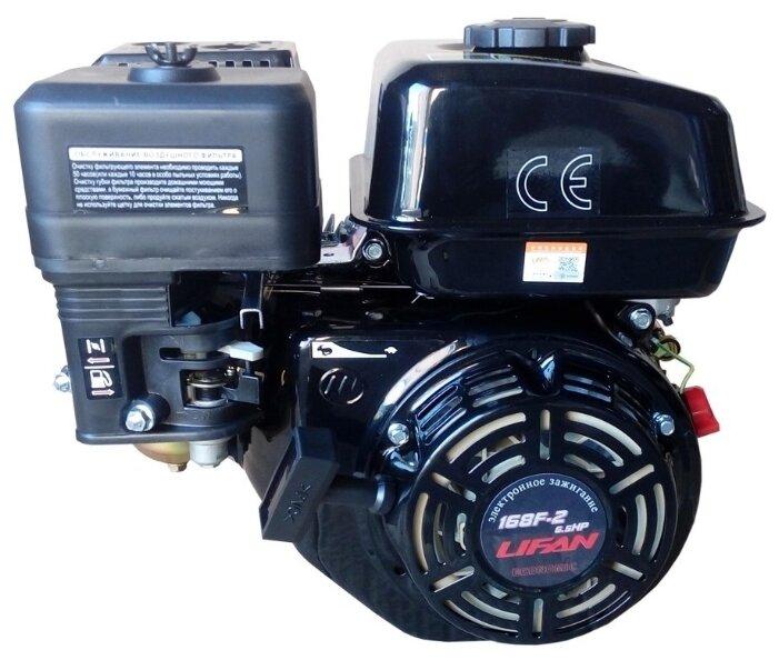 Бензиновый двигатель LIFAN 168F-2 Eco