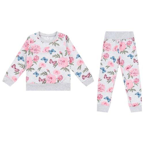 Комплект одежды Leader Kids размер 116, мультиколор кольцо jenavi имаго цвет медный мультиколор k341u053 размер 19