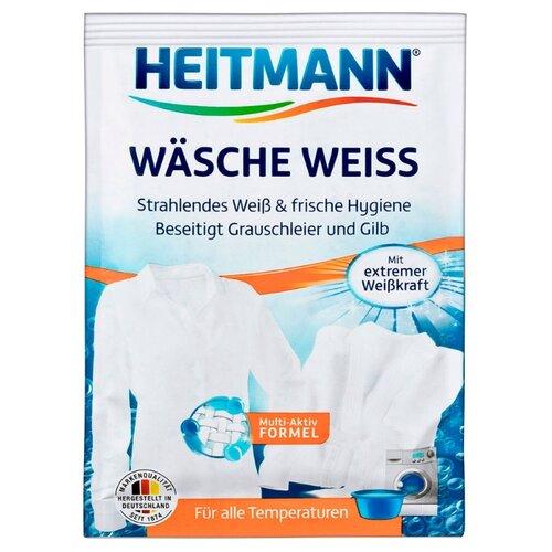 Heitmann Отбеливатель для белого белья, 50 г