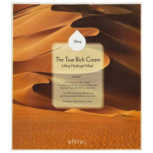 Ultru Кремово-гидрогелевая маска The True Rich Cream The True Rich Cream Lifting Hydrogel Mask, 25 г