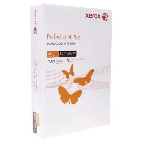 Фото - Бумага Xerox A4 Perfect Print Plus 003R97759P 80 г/м2 500 лист. белый 1 шт. микодерил крем 1% 15 г