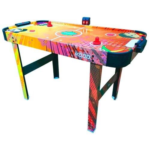 Фото - Игровой стол (Аэрохоккей) DFC Kodo dfc игровой стол аэрохоккей dfc cobra