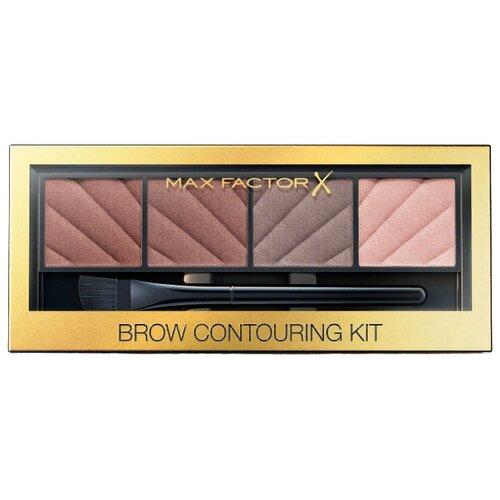Max Factor Тени для бровей Brow Contouring Kit liliac
