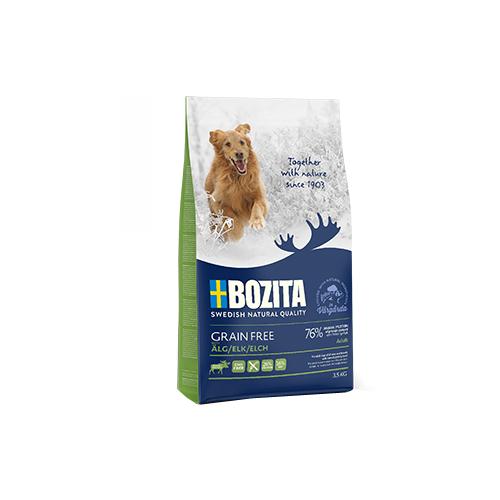 Сухой корм для собак Bozita курица, лось с картофелем 3.5 кг сухой корм для собак bozita баранина с картофелем 3 5 кг