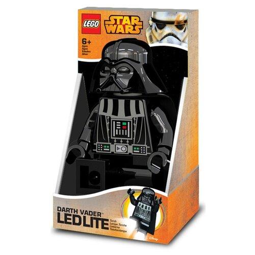 LGL-TO3BT Игрушка-минифигура-фонарь LEGO Star Wars (Звёздные Войны)-Darth Vader (Дарт Вейдер) ночники lego игрушка минифигура фонарь star wars штормтрупер