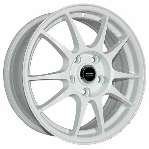Колесный диск Megami MGM-5 6x15/4x98 D58.6 ET35 S колесный диск megami mgm 4 6x15 4x98 d58 6 et35 silver