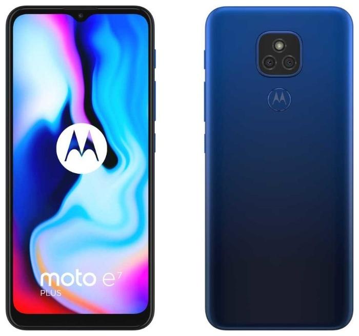 Смартфон Motorola Moto E7 Plus 64GB — купить по выгодной цене на Яндекс.Маркете