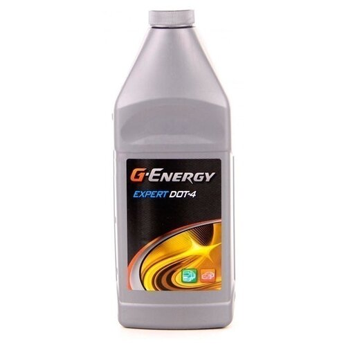 Тормозная жидкость G-Energy DOT4 0.91 л