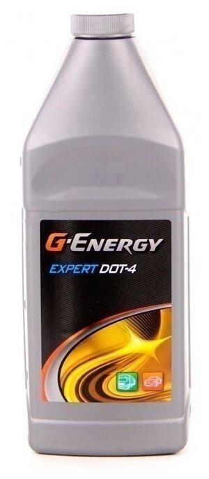Тормозная жидкость G-ENERGY Expert DOT4
