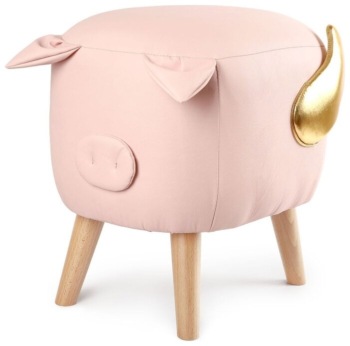 Пуфик Happy Baby Piggy искусственная кожа