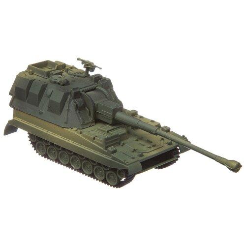 Фото - Сборная модель BONDIBON Танк №13 ВВ2965 1:72 сборная модель bondibon танк 16 вв2968 1 72