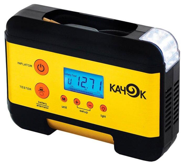 Автомобильный компрессор Качок K60