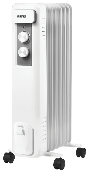Масляный радиатор Zanussi ZOH/CS-07W фото 1