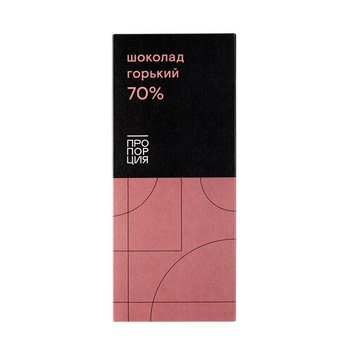 Шоколад Пропорция горький, 75 г