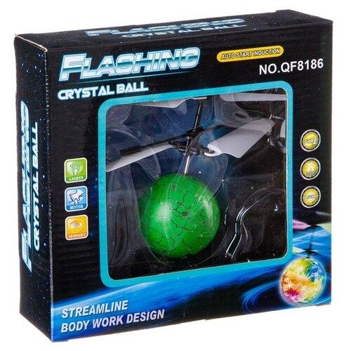Купить Летающий шар Гратвест Управляемый, индуцированный, светящийся, коробка (М85825), Роботы и трансформеры