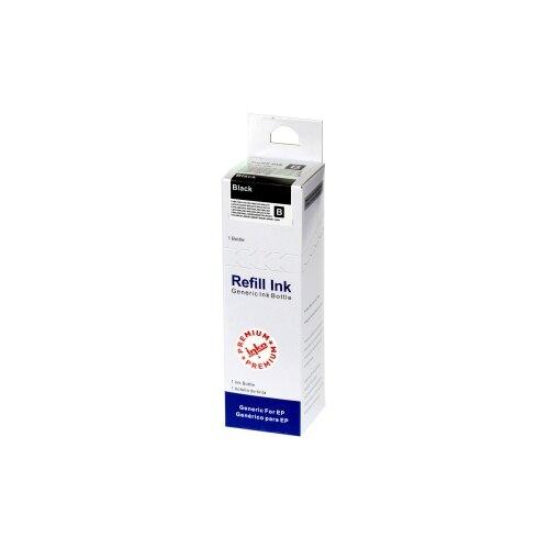 Чернила INKO для T6641 Black 100 мл.Чернила, тонеры, фотобарабаны<br>
