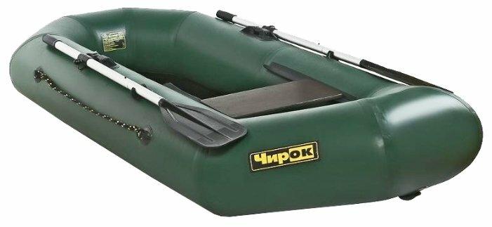 Надувная лодка Чирок 245 (натяжное дно, слань) — купить по выгодной цене на Яндекс.Маркете