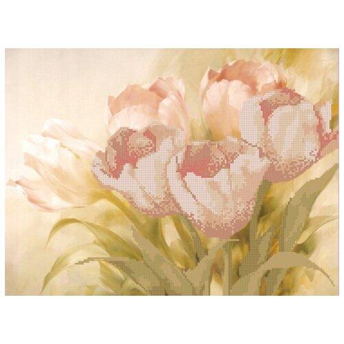 Купить Запах весны (рис. на сатене 29х39) 29х39 Конек 9787, Конёк, Канва