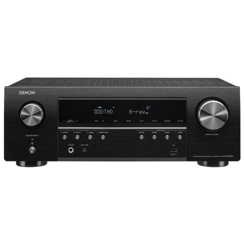 цена на AV-ресивер Denon AVR-S650H black