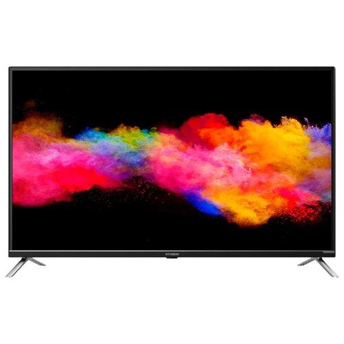 Фото - Телевизор Hyundai H-LED43EU7008 43 (2019) черный телевизор hyundai 40 h led40et3000 metal черный