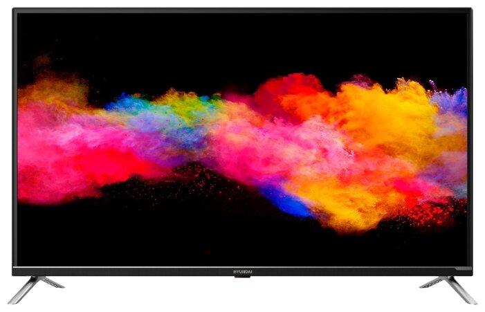 """Телевизор Hyundai H-LED43EU7008 43"""" (2019) — 1 цвет — купить по выгодной цене на Яндекс.Маркете"""
