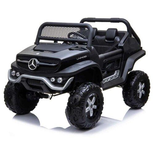 Купить Barty Автомобиль Mercedes-Benz Unimog Concept, черный, Электромобили