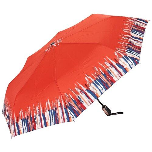 Фото - Женский зонт складной Doppler, артикул 74414652909, модель Classic мужской зонт трость doppler артикул 71963dmas спицы из фибергласа купол 130 см вес 350 грамм