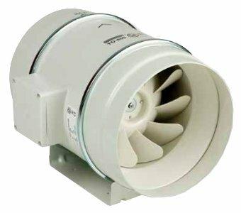 Канальный вентилятор Soler & Palau TD-500/160 MIXVENT