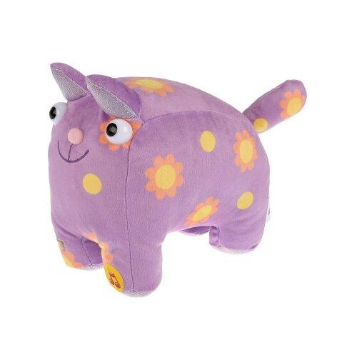 Мягкая игрушка Мульти-Пульти Кошечка Мяу 15 см озвученная, Мягкие игрушки  - купить со скидкой