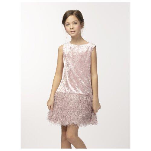 Купить Платье Смена размер 152/76, розовый, Платья и сарафаны