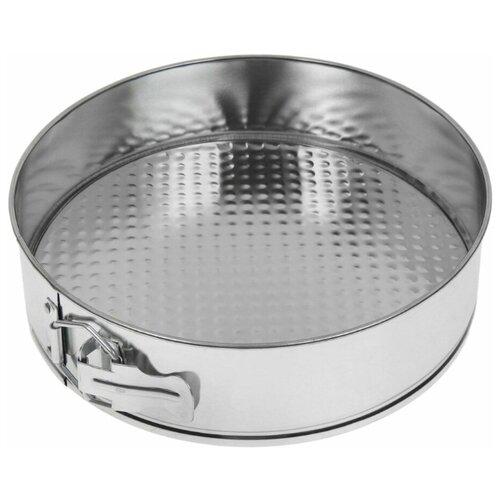 Форма для выпечки Доляна Круг. Фабиан 1003559 (23х7 см) форма для выпечки стальная доляна жаклин рифленый круг 3741678 24х5 см