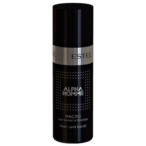 Estel Professional Масло Alpha Homme для волос и бороды, 50 мл