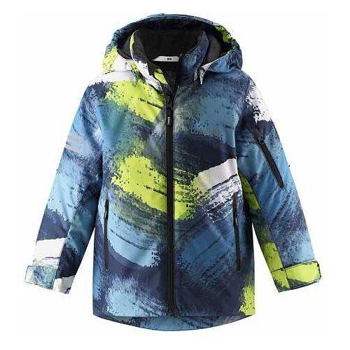 Куртка Lassie размер 128, синий куртка lassie by reima 721654 размер 128 см цвет 3511