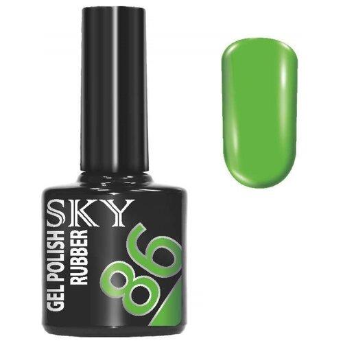 Купить Гель-лак для ногтей SKY Gel Polish Rubber, 10 мл, 86