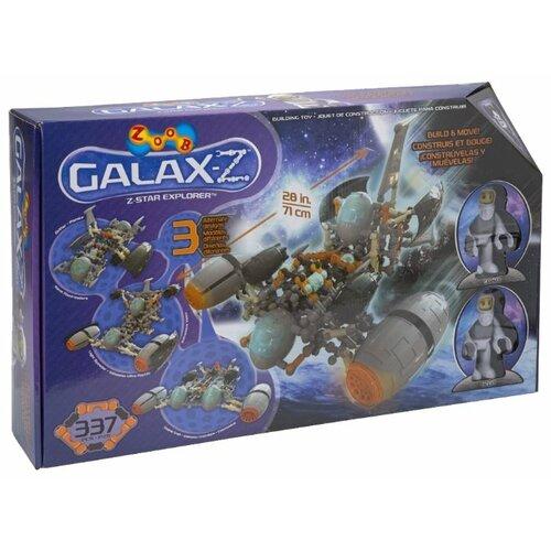 цена на Конструктор Zoob Galax-Z 16010 Звездный исследователь