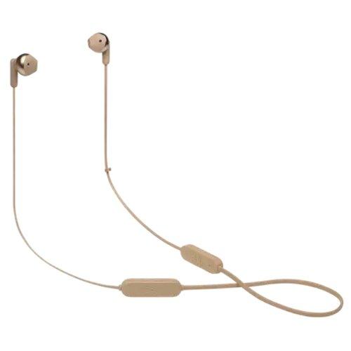 Беспроводные наушники JBL Tune 215BT, champagne gold беспроводные наушники jbl tune 215bt black