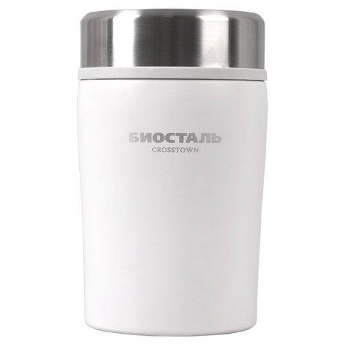 Классический термос Biostal NTD-500, 0.5 л белый