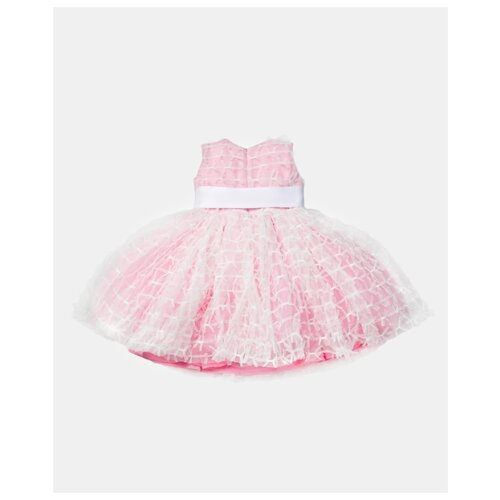 Платье Gulliver Baby размер 86, розовый, Платья и юбки  - купить со скидкой