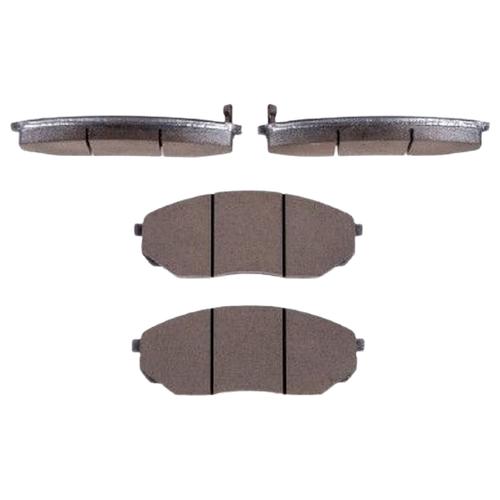 Фото - Дисковые тормозные колодки передние Frixa S1K15 для Kia Sorento (4 шт.) дисковые тормозные колодки передние frixa fpe019 для toyota camry 4 шт